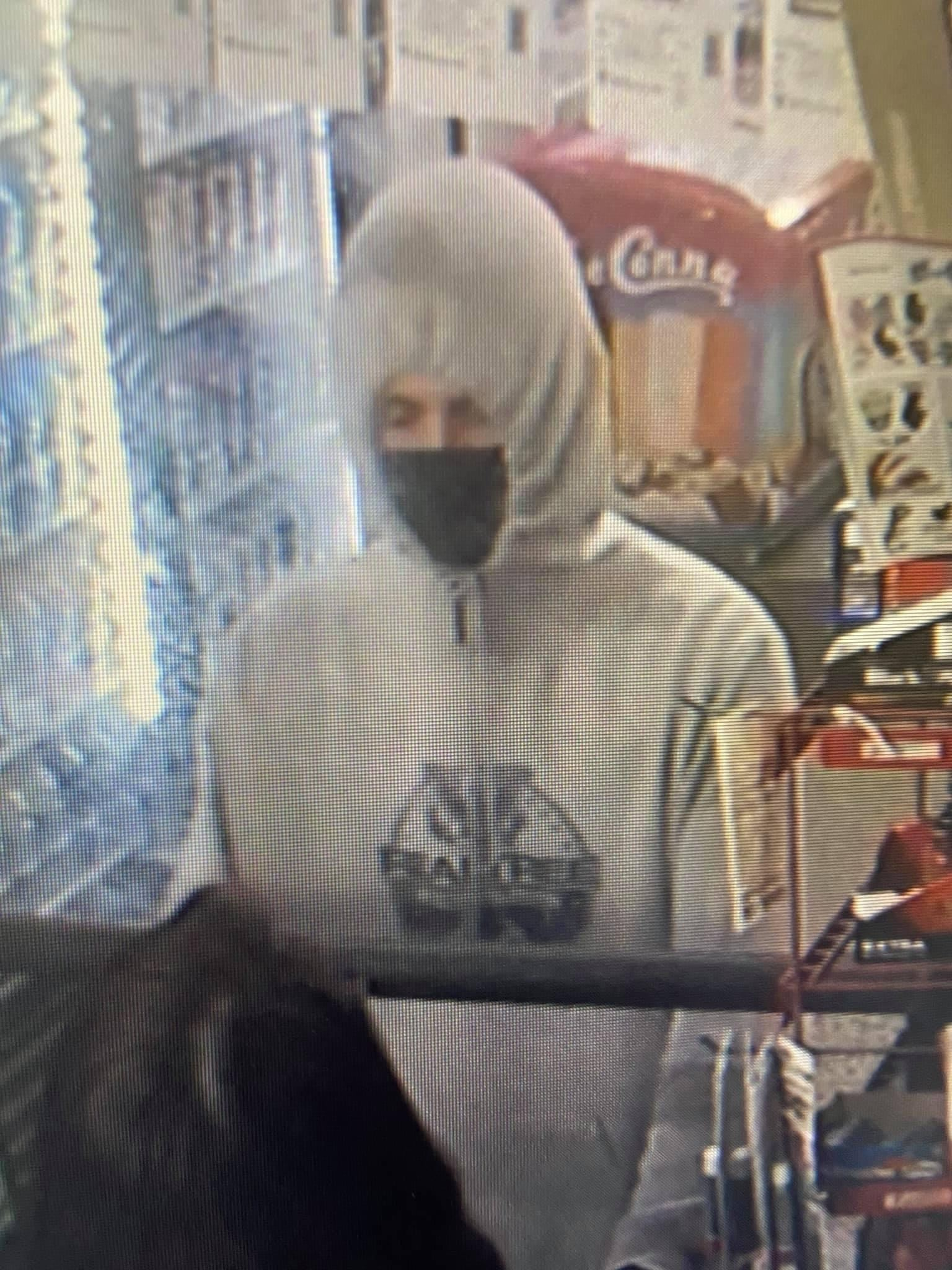 Austin Lang Armed Robbery Suspect