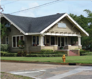 Bungalow - Craftsman Building