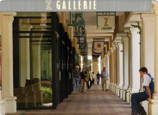 Z Gallerie Store Front